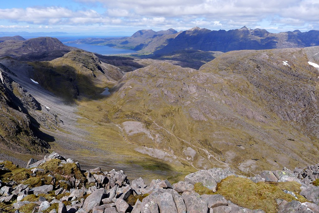 Torridon and upper Coire Lair