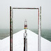 Pier, Framed by Andy Marfia