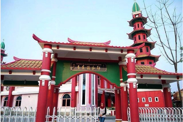 Masjid Cheng Ho 3
