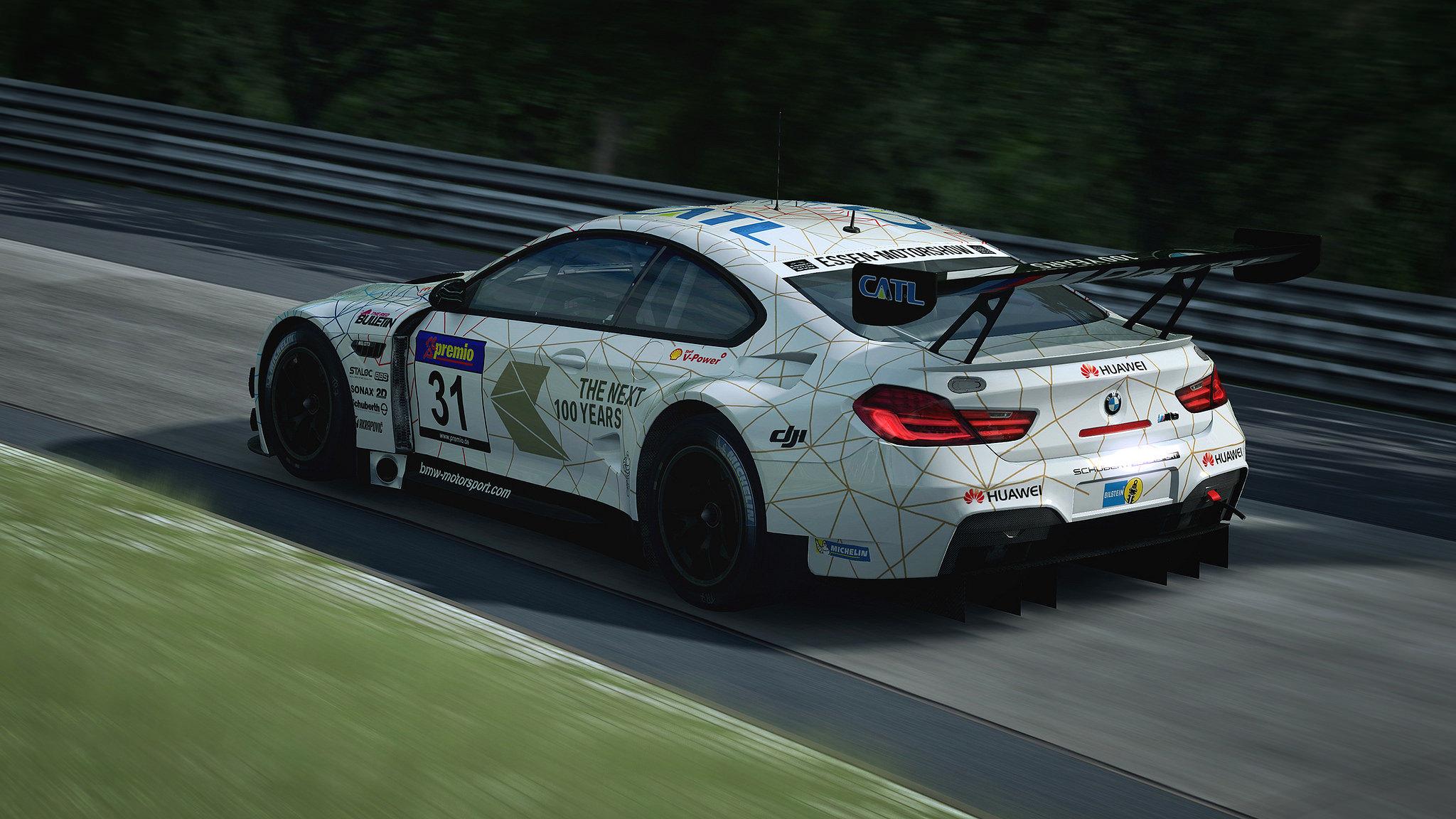 RaceRoom BMW M6 GT3 - 4