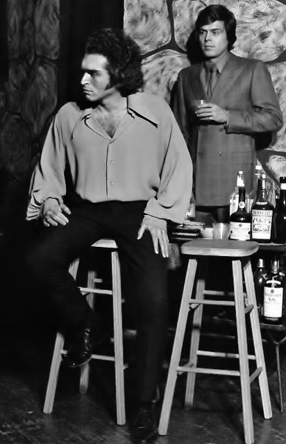 The Big Knife Clifford Odets Alexander Barnett as Charlie Castle