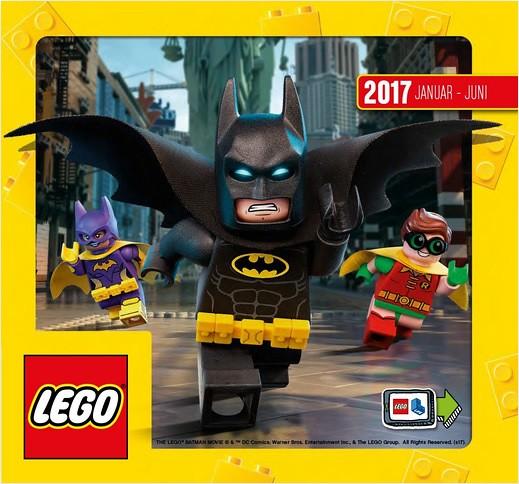 Katalog Lego 2017 Styczeń - Czerwiec