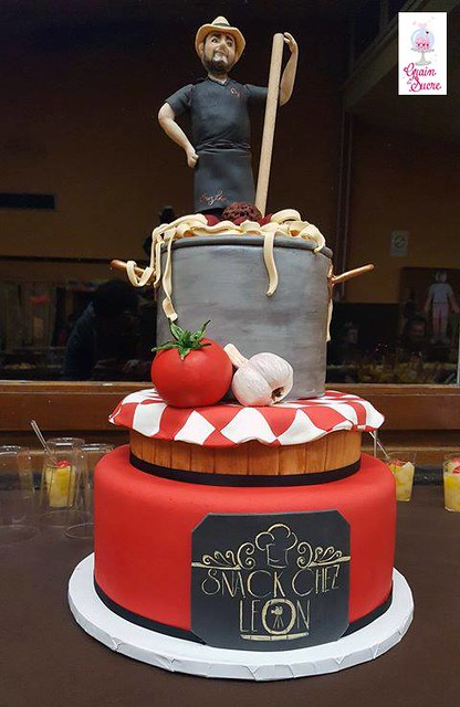 Cake by Grain de Sucre - Cake Designer
