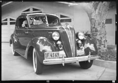 1936 Hudson Eight at Lanterman House