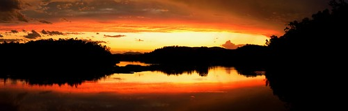 aus australia lakecathie newsouthwales nikond750 sunset panorama