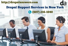 Drupal Support Services in New York