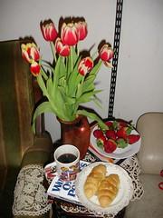 Petit déjeuner by Julie70