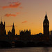 Westminster at Sunset (Saturday 25 February)