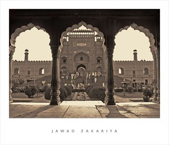 Badshahi Mosque by jzakariya