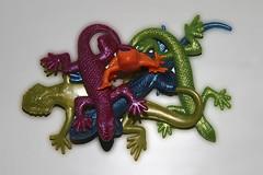 Sticky Lizards Joshuas Sticky Lizards Steve Stone Flickr