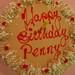 My Birthday Cakes!!  :)
