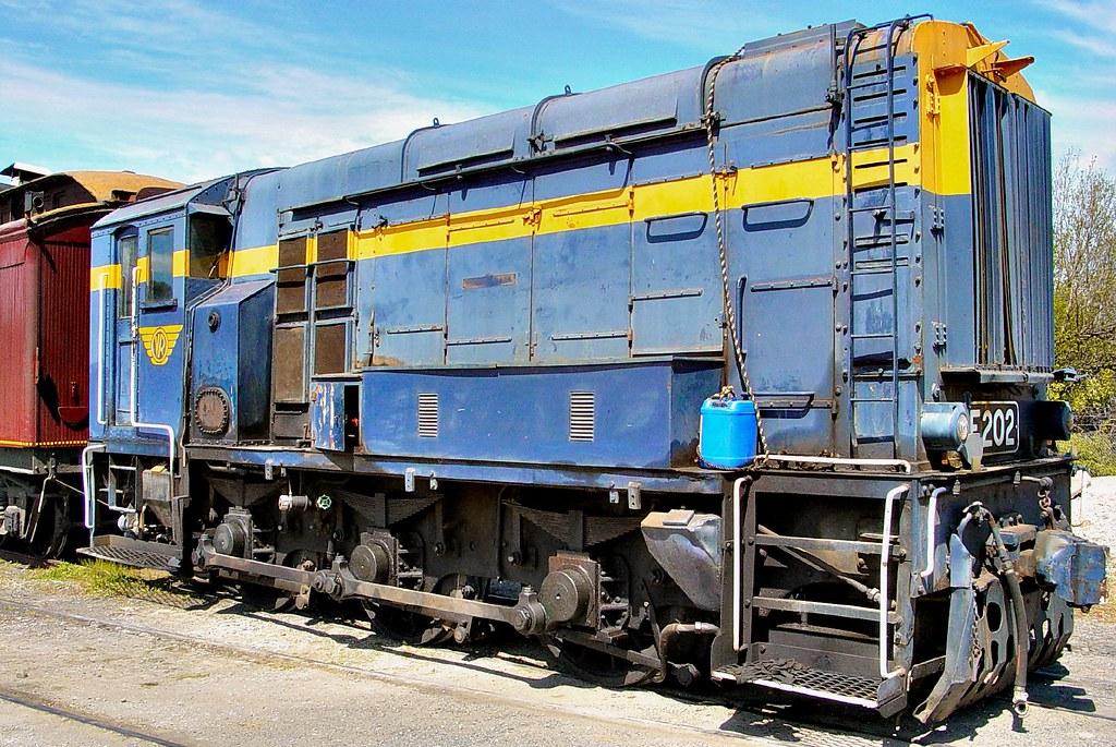 Victorain Railways F 202 by Brian Yap (葉)
