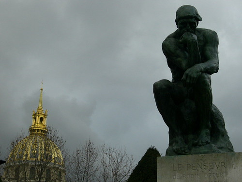 The Thinker Paris