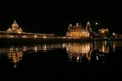 Golden Temple on Baisakhi Celebrations