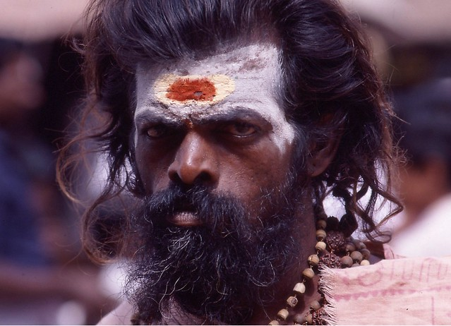 Hindu pilgrim in South India - visit with specialist travel company Greaves