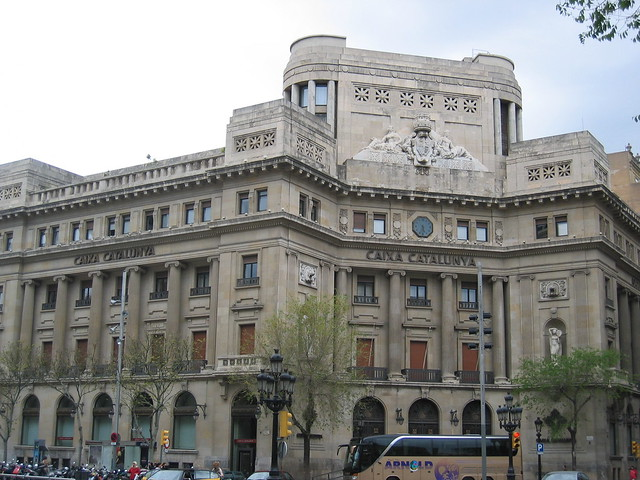 Photo for Oficina caixa catalunya barcelona