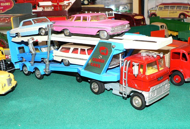 dating matchbox cars