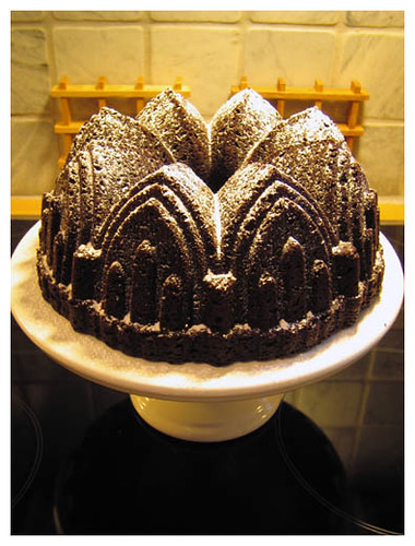 Chocolate Bundt Cake | Flickr - Photo Sharing!