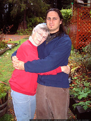 grandma joan and sean @ 401 hilton lane in arcata   …
