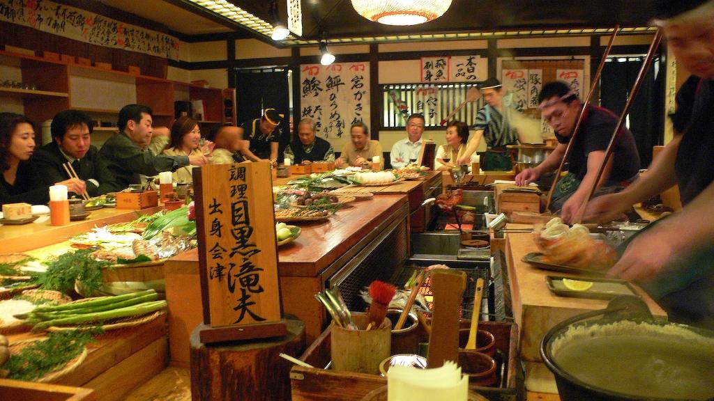 Restaurant, Roppongi, Tokyo, Japan_1.jpg