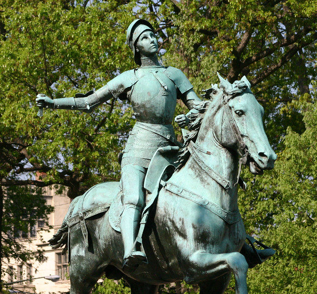 Joan of Arc from Flickr via Wylio