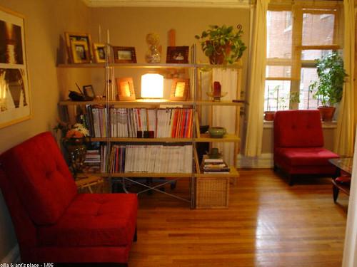 livingroom - 2006