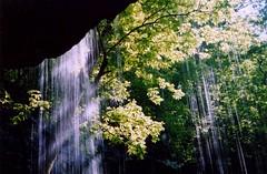 Longpool Falls and Big Piney, May 06