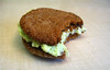Ginger Mint Cookie