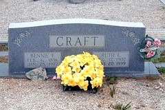 Bennie and Ruth Craft