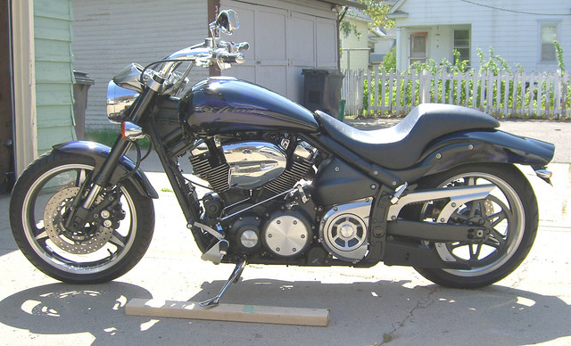 Yamaha Roadstar Warrior Cablekit