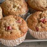 Rezepte mit Rhabarber: Rhabarber-Zimt-Muffins