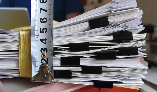 this paperwork is big. 1.93kg