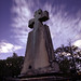 Cross in the sky by Mr Magoo ICU