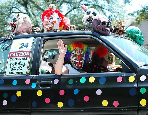 Evil Clown Car
