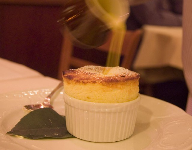 Dessert: Meyer Lemon Soufflé | Flickr - Photo Sharing!