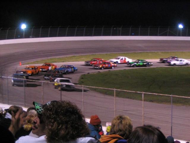 Dixie Motor Speedway | Flickr - Photo Sharing!