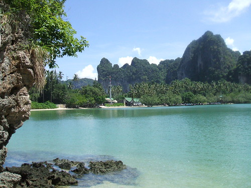 thailand, railay, rock climbing DSCF0365