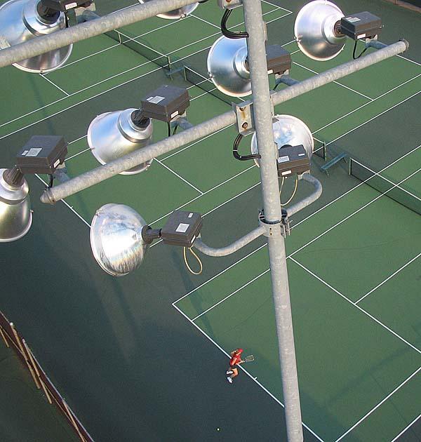 Tennis, Canon POWERSHOT SD20