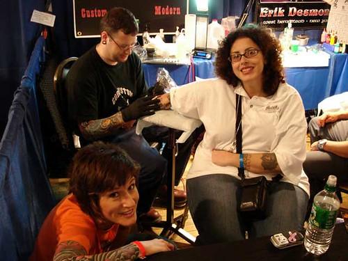 Flickriver photoset 39 nyc tattoo convention 2006 39 by for Jay crockett tattoo