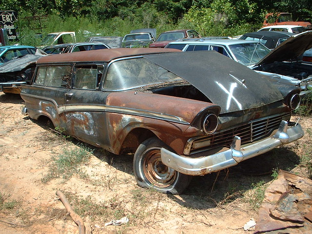 1957 Ford del rio ranch wagon for sale