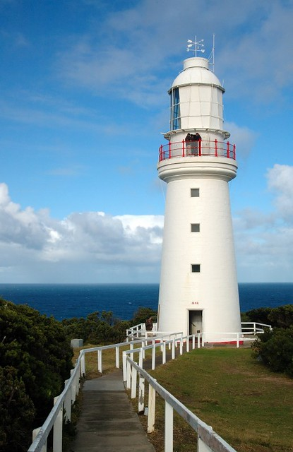 The Cape Otway Lighthouse