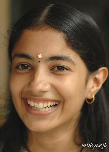 malayali smile