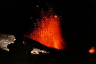 Stromboli Eruption