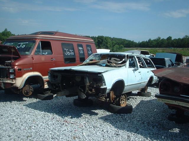 1978 chevrolet malibu station wagon: