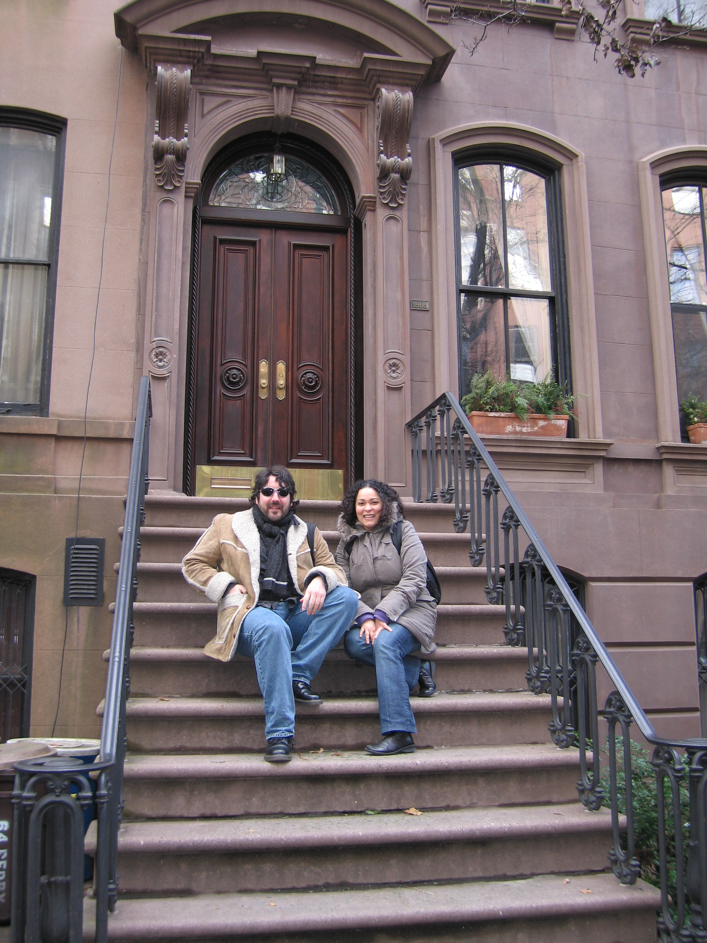 New York Brownstone / Sex And The City Tour