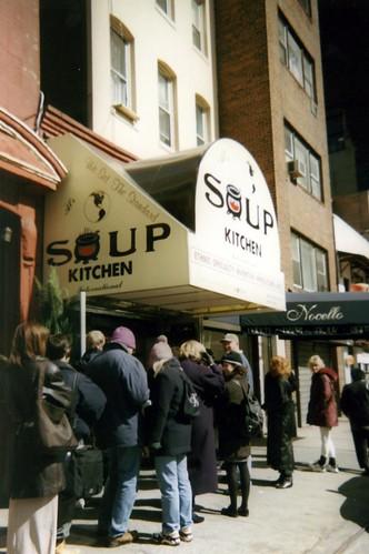 In Kitchen Nyc Soup Kitchen Design Photos