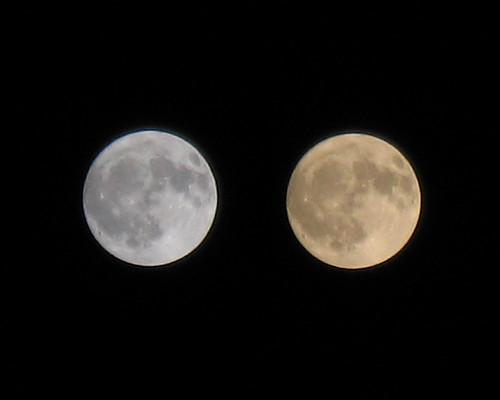 twin moons - photo #3