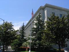 Governmental Building, Sacramento, California