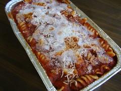 food, dish, cuisine, lasagne,