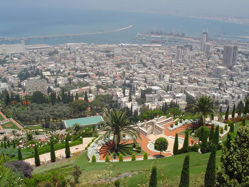 Photo: Overlooking Haifa